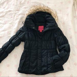 Macy's Jackets & Coats - Puffer Jacket w Fur Lining